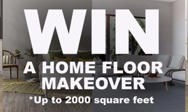 Achim Home Floor Makeover Sweepstakes