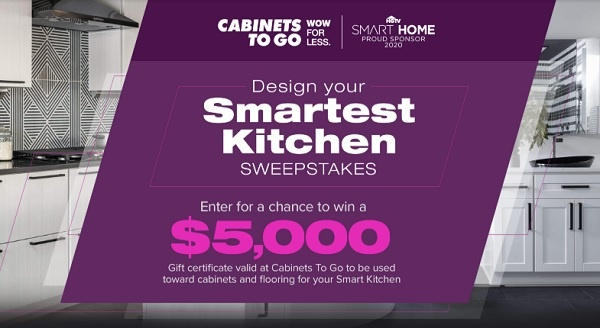 Diynetwork.com Smartest Kitchen Sweepstakes