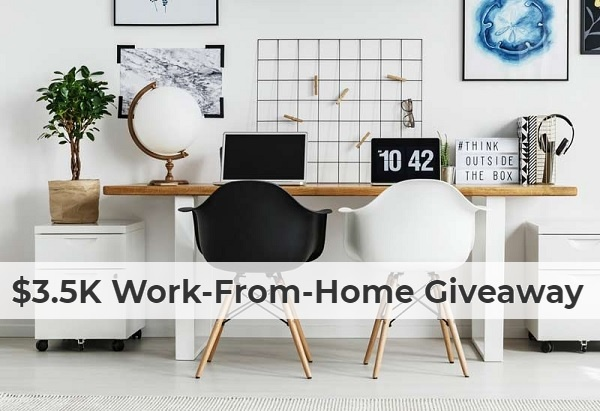 General Assembly Work From Home Giveaway