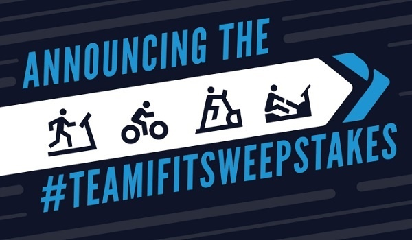 iFit Home Gym Sweepstakes