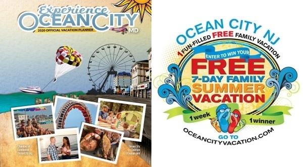 Ocean City NJ Vacation Giveaway