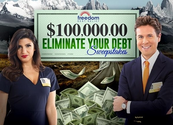 Pch.com $100k Eliminate Your Debt Sweepstakes