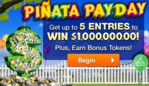 PCH $1 Million Pinata Payday Giveaway