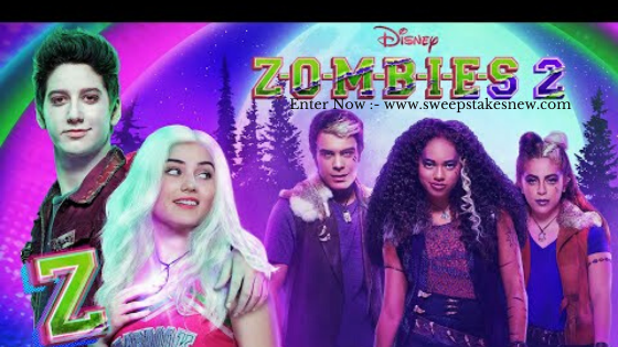 The Review Wire Disneys Zombies 2 DVD Giveaway