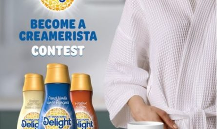 International Delight Creamerista Contest