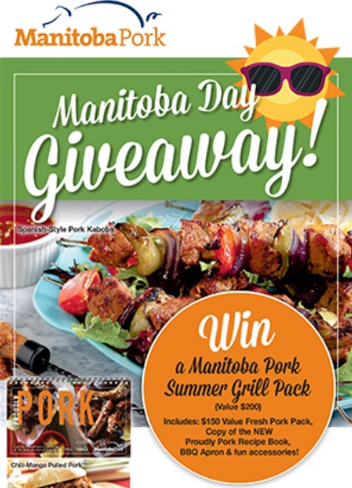 Manitoba Pork Manitoba Day Giveaway