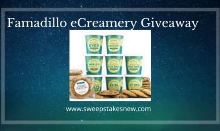 Famadillo eCreamery Giveaway