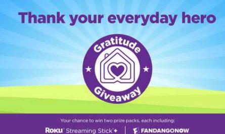 Roku Gratitude Giveaway