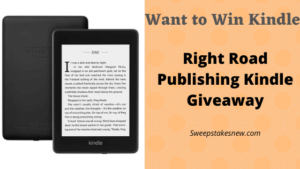 Right Road Publishing Kindle Giveaway
