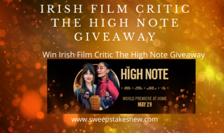 Irish Film Critic The High Note Giveaway