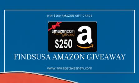 FindsUSA Amazon Giveaway