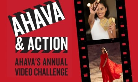 AHAVA Behind The Mask Video Contest