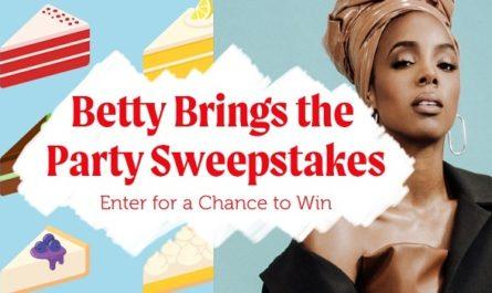 Betty Crocker Birthdays Sweepstakes