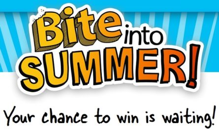 Bite Into Summer Sweepstakes