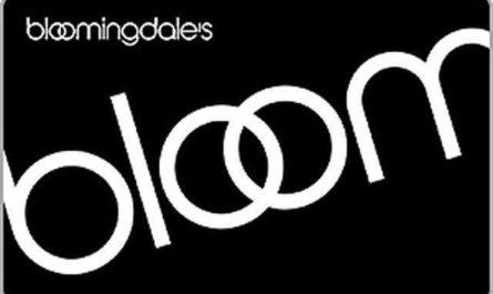 Bloomingdales Gift Card Sweepstakes