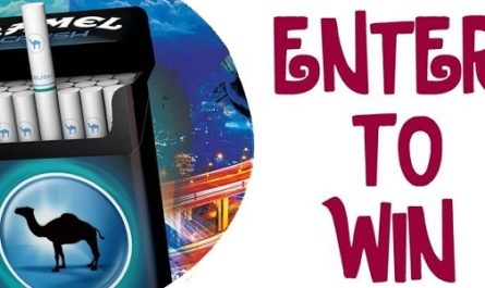 Camel Summer Sound Waves Sweepstakes
