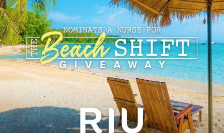 The Beach Shift Sweepstakes