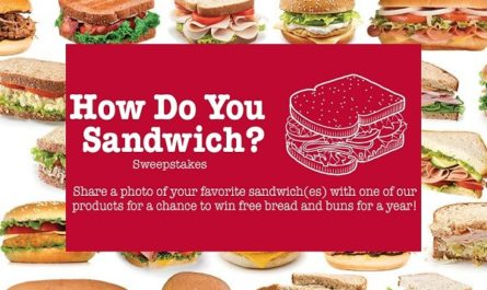 How Do You Sandwich Sweepstakes