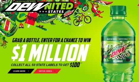 MTN Dew Dewnited States Sweepstakes