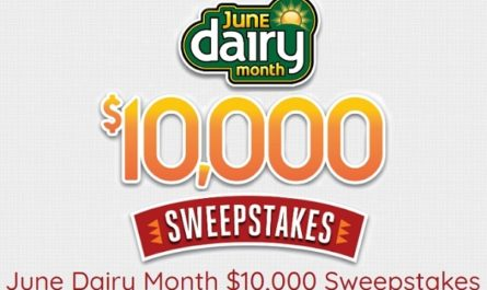 Easy Home Meals June Dairy Month $10000 Sweepstakes
