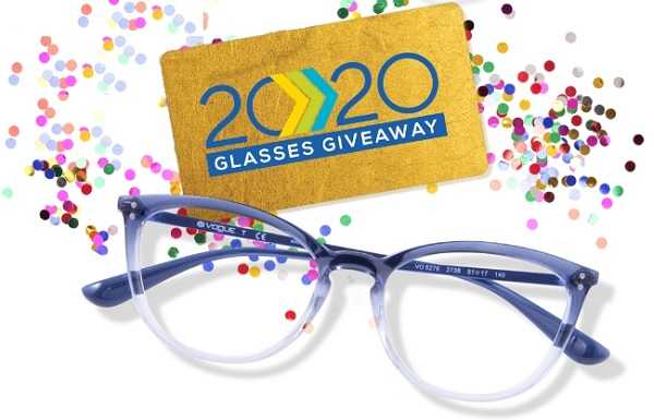 The Glasses Giveaway
