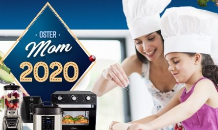 Oster Mom Sweepstakes on Ganaconoster.com