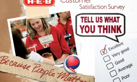 H-E-B Survey Sweepstakes