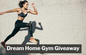 Just Women's Sports Home Gym Giveaway