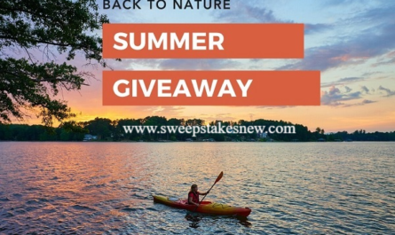 RVshare Summer Giveaway