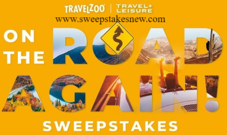 Travelzoo Travel and Leisure Sweepstakes