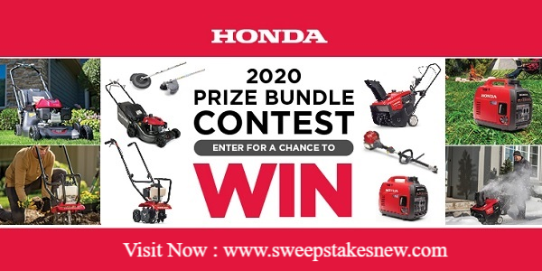 Honda Power Equipment Contest