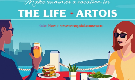 Stella Artois Summer Vacation Sweepstakes