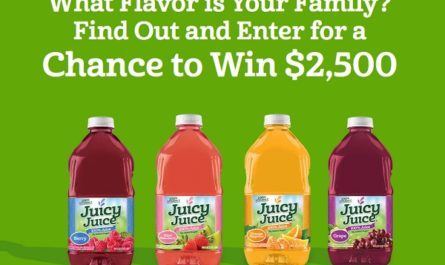 Juicy Juice Your Family Flavor Sweepstakes
