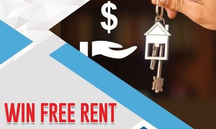 Free Rent Sweepstakes