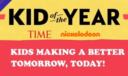 Viacom Kid of the Year Award Sweepstakes