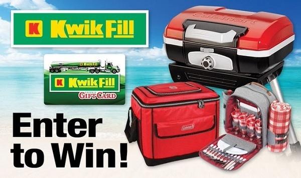 Kwik Fill Picnic Pack Giveaway 2020