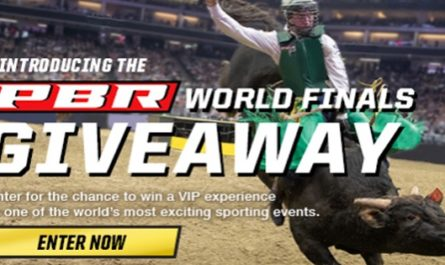 Longhorn Snuff PBR World Finals Giveaway
