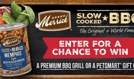 The PetSmart Merrick BBQ Sweepstakes