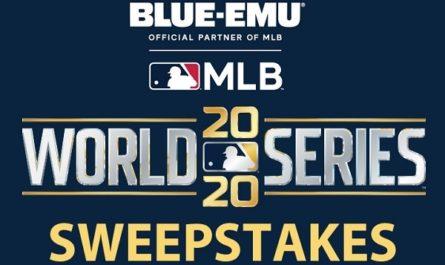MLB World Series Sweepstakes