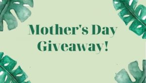 Tidy Abode Mother's Day Sweepstakes