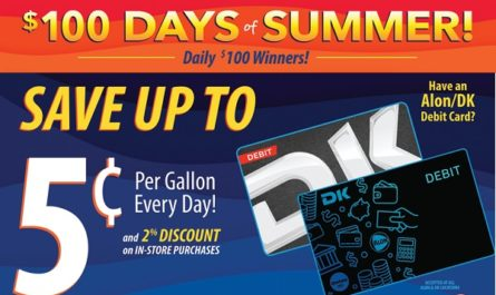 ALON Summer Sweepstakes