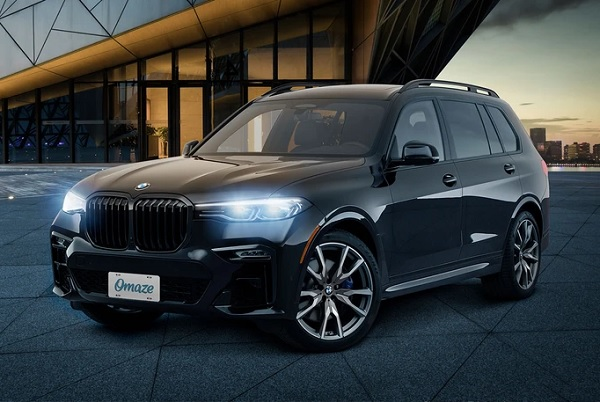 Omaze BMW Sweepstakes