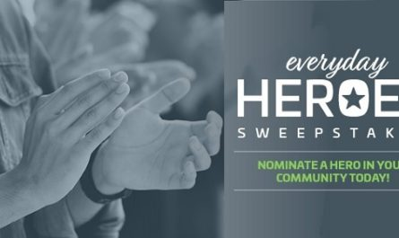 RCN Local Hero Sweepstakes