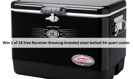 Revolver Brewing Summer Cooler Sweepstakes
