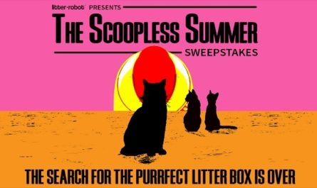 Litter-Robot Summer Sweepstakes