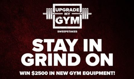 Six Star Pro Nutrition Gym Sweepstakes