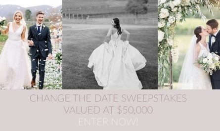 Veritas Wedding Sweepstakes