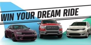 Chrysler Canada Dodge Contest