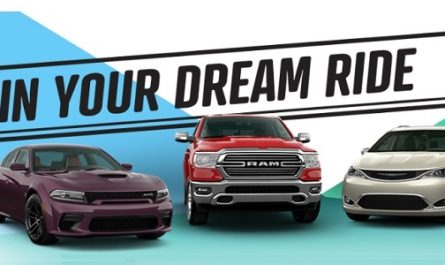 Chrysler Canada Dodge Contest