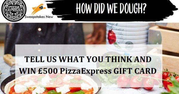Pizza Express Customer Survey